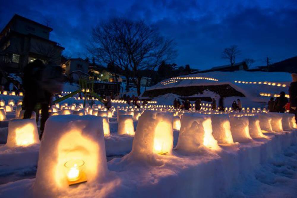 邊泡湯邊賞雪燈季太迷幻!日本東北宮城縣5大溫泉暖呼呼巡禮