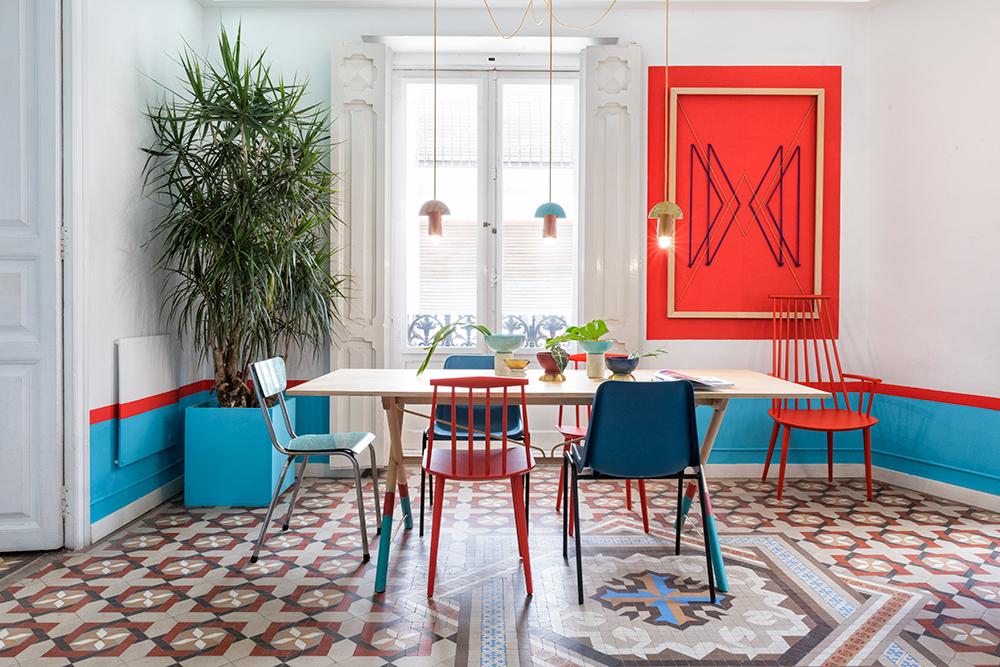 繽紛色調與線條,超乎青年旅舍!11間獨特主題房畫出瓦倫西亞旅行的樣貌 - La Vie行動家 設計改變世界
