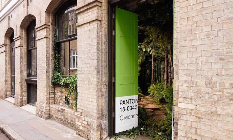 可以住進2017年度色票裡了!Airbnb X Pantone聯名邀請大家入住青草綠套房! - La Vie行動家 設計改變世界