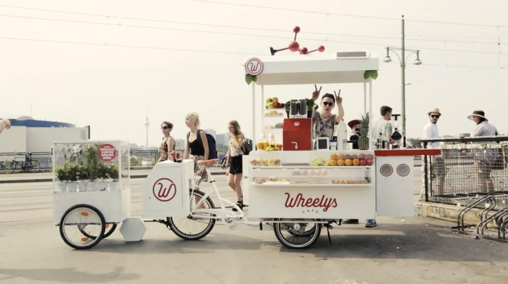 雙腳踩動你的咖啡館!北歐綠能咖啡車Wheelys Café將襲捲台灣各地! - La Vie行動家 設計改變世界