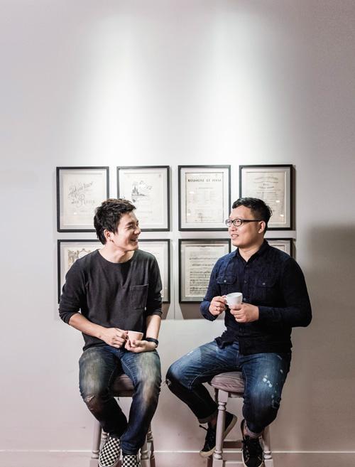 職人們的私房推薦咖啡館 ──2016世界咖啡大師冠軍吳則霖VS.咖啡大叔許吉東