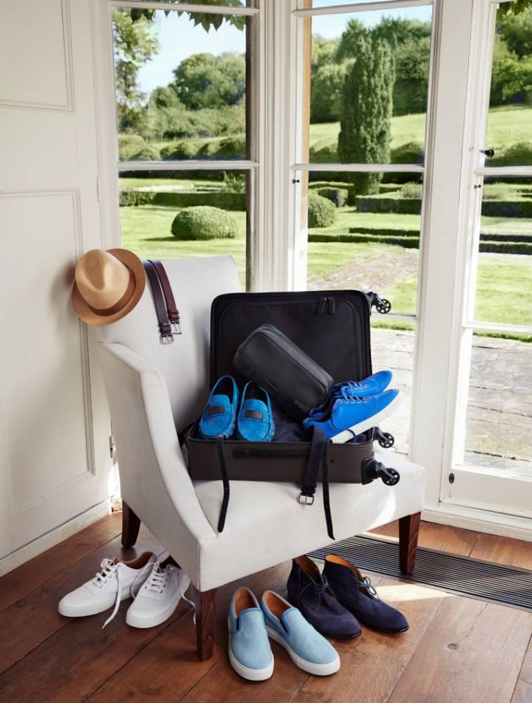 紳士搭配新概念!為時髦紳士誕生的英倫手工鞋-Harrys of London