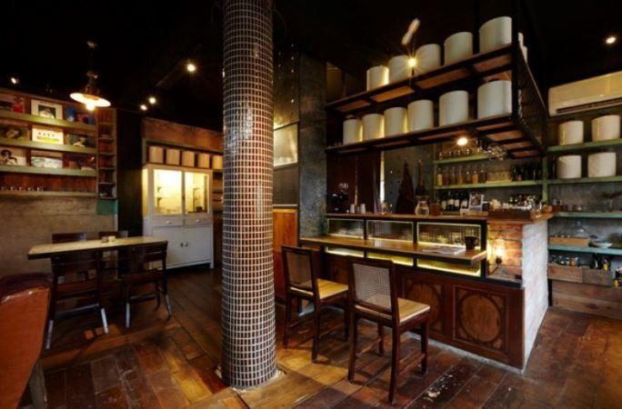 頹圮老屋再生,金瓜石秘境仙氣逼人的懷舊咖啡館 - 散散步 - La Vie行動家 設計改變世界