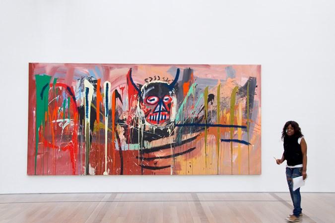 Basquiat創當代拍賣史上第二高價 天價榜上超越安迪沃荷