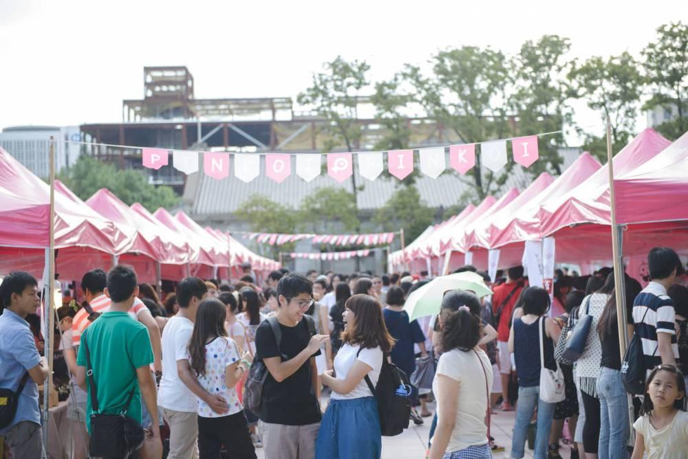 首次前進文創新城台中!亞洲巡迴超人氣Pinkoi市集又來了!