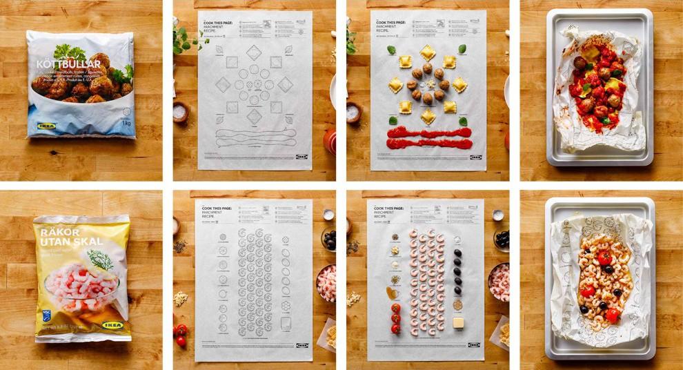 做菜苦手也能變神廚!IKEA「懶人插圖食譜」讓你用填空DIY方式做出美味料理