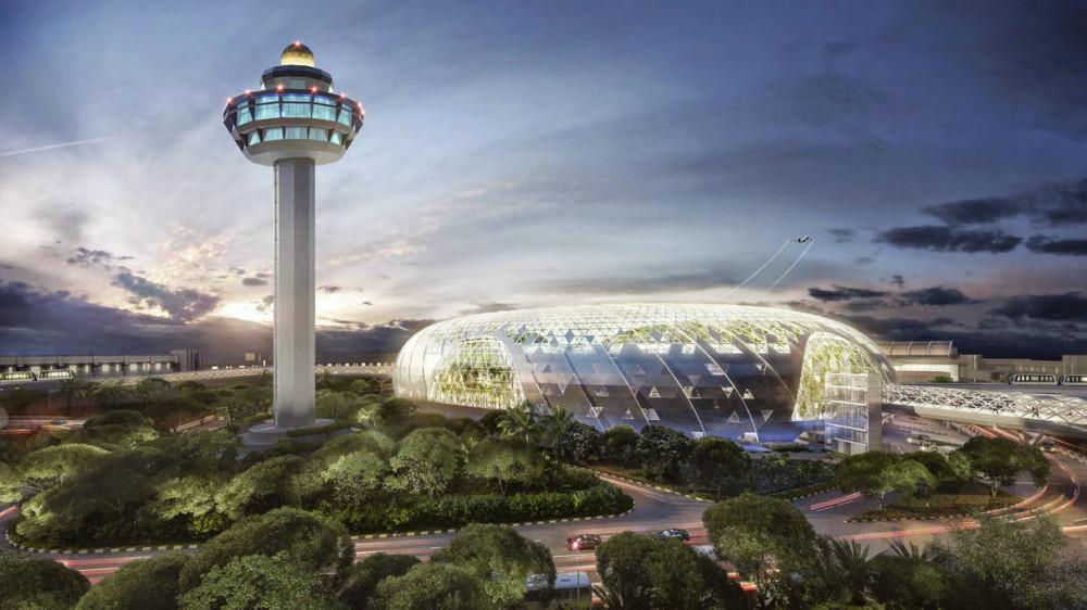 機場成為人間仙境!新加坡樟宜機場打造Jewel「星耀樟宜」奇幻花園 - La Vie行動家 設計改變世界