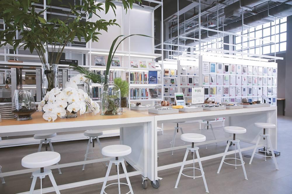 亞洲最大!泰國曼谷材料圖書館 成設計師挖寶天堂
