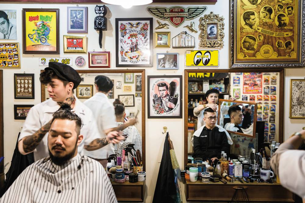向時代下的理髮巡禮致敬!3間必訪的老派紳士台北理容所 - La Vie行動家 設計改變世界