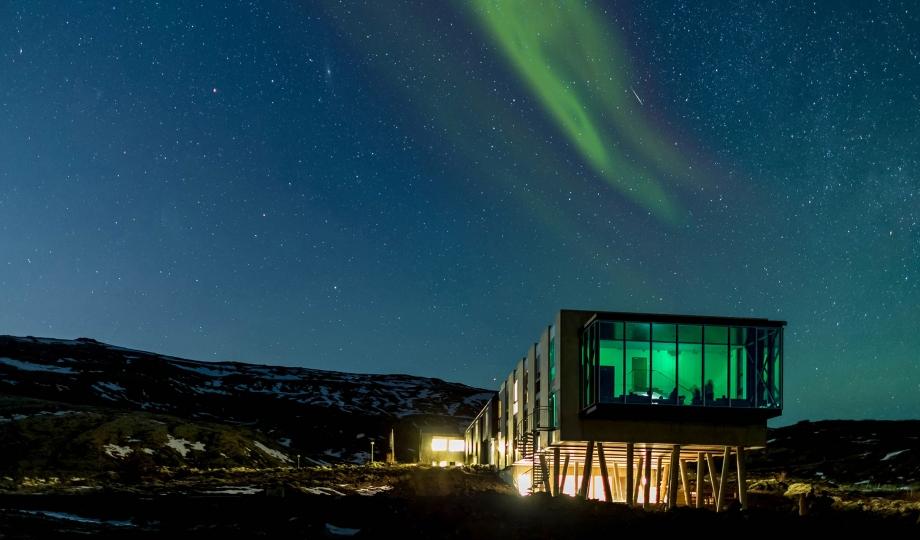 全球最美設計旅館!冰島火山熔岩上的極光旅館Ion Adventure Hotel - La Vie行動家 設計改變世界