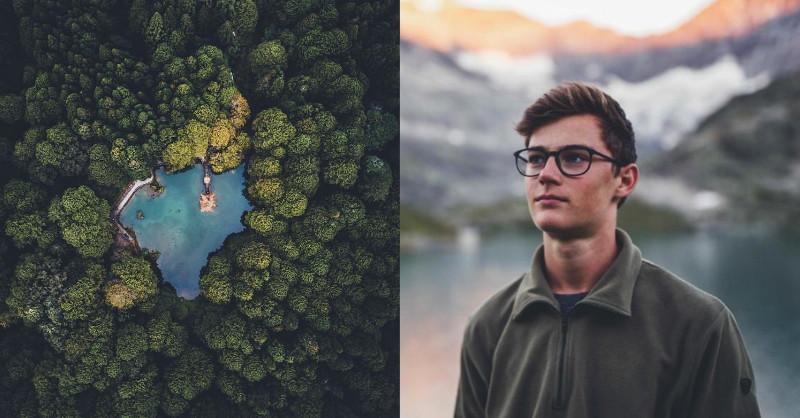 【專訪】外國人眼中的絕美台灣!17歲德國攝影師Jannik Obenhoff捕捉太魯閣、阿里山美景 - La Vie行動家 設計改變世界