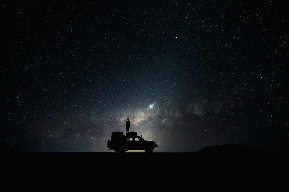 台灣第一家天文主題書店!在「仰望書房」中望穿銀河星空! - La Vie行動家 設計改變世界