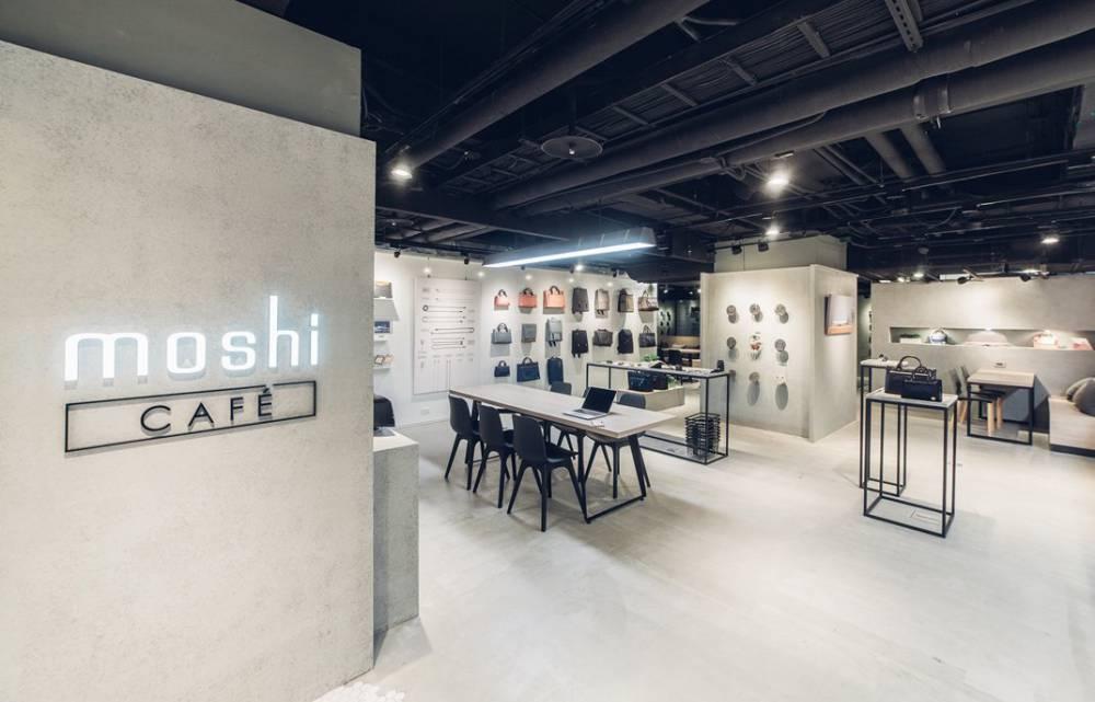 不用飛日本朝聖! 結合科技與人文高顏值咖啡廳 Moshi Café全台首店進駐誠品