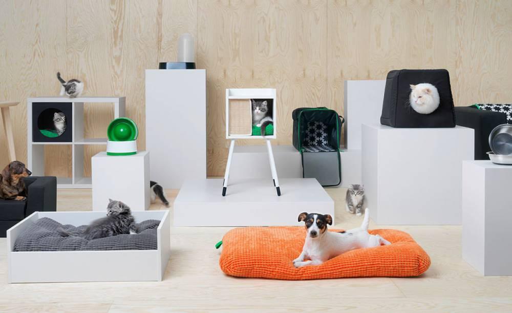 毛小孩也要極簡風!IKEA推寵物系列「LURVIG」設計家具台灣買得到! - LaVie 設計改變世界