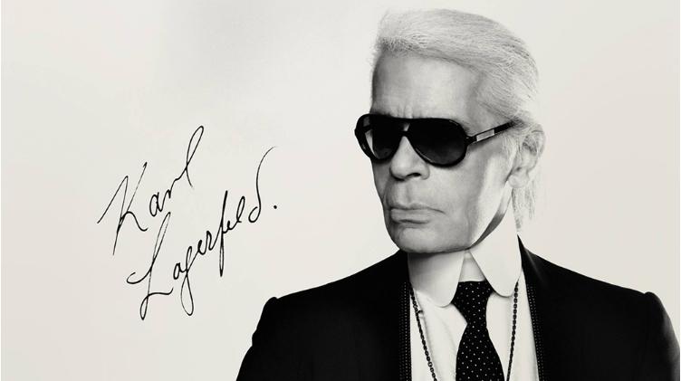設計師的一天:時尚老佛爺Karl Lagerfeld自曝頭髮不是白色的! - La Vie行動家 設計改變世界