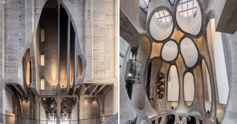 鬼才海澤維克新作落成!百年穀倉變身全球最大非洲當代藝術博物館