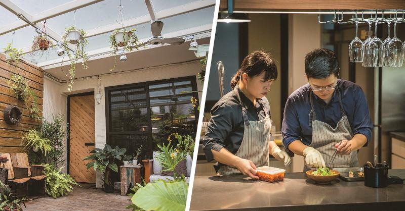 藏身新北永和巷弄的私宅義廚!Roy's Food Lab 在異國廚房尋找快樂秘密 - La Vie行動家 設計改變世界