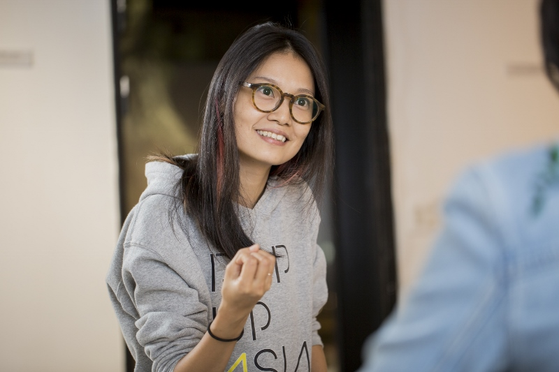 CAMPOBAG陳靜亭:「讓喜歡的事成為永續生活!」2017 POP UP ASIA打造亞洲手創生態系 - La Vie行動家 設計改變世界