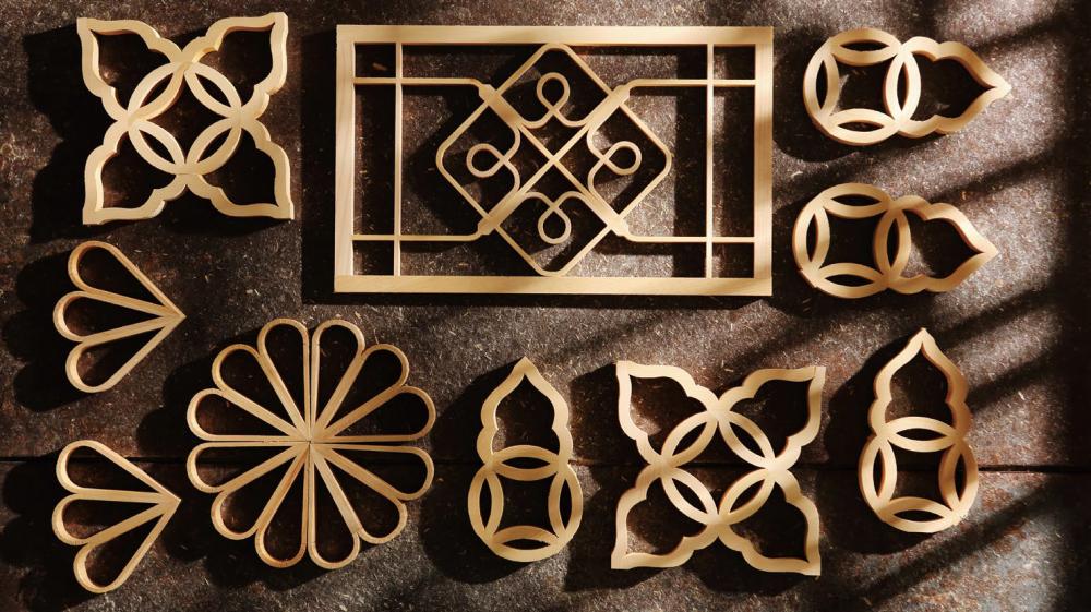 光影共舞的花窗木藝:正利木器一手不靠現代科技的真功夫