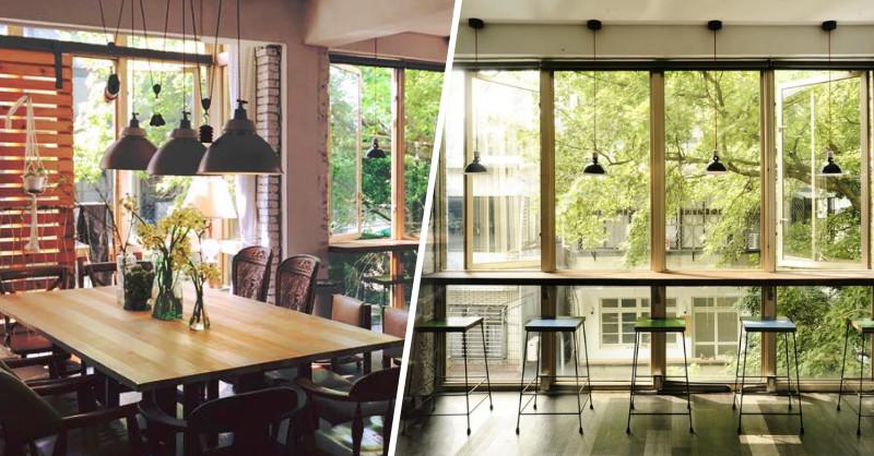 【La Vie TOP 10】陽光恣意灑落!三間從老屋、廢墟變身玻璃屋的風格咖啡餐館