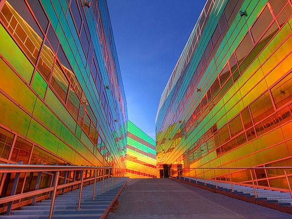 【La Vie TOP 10】它們的色彩堪稱世界最美!特搜風格生活中的彩虹設計!
