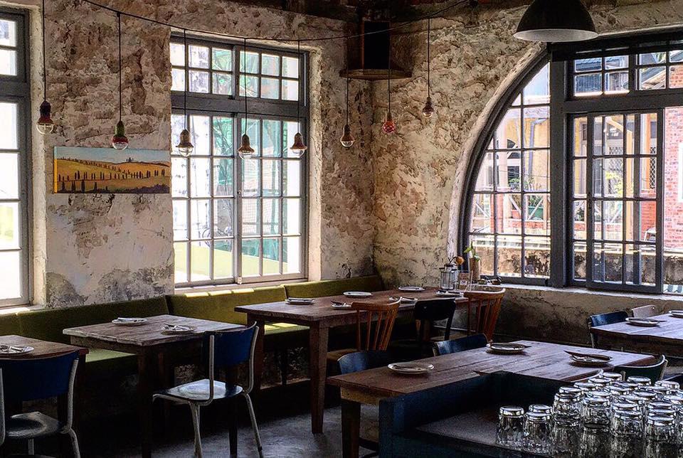 在墾丁感受老宅風情!屏東恆春百年老洋房變身複合空間-波波廚房