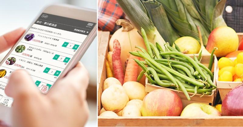 吃多少,種多少!日本Good Design金獎「SEND」顛覆傳統農業經營方式 打造產地、餐桌間大數據平台 - La Vie行動家 設計改變世界