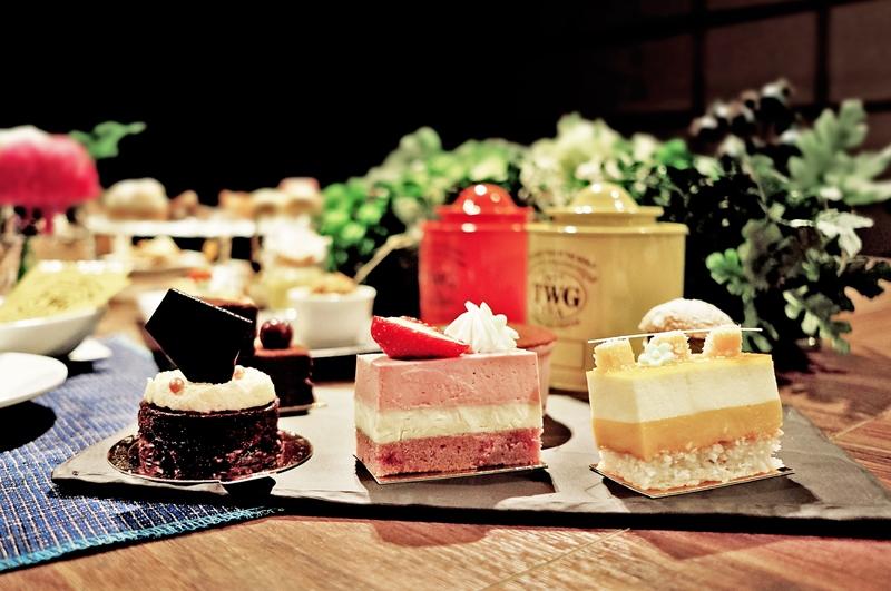 義式甜點、鹹食無限續點!台北紅蝦評鑑餐廳「al sorriso」推質感與美味兼具精緻下午茶