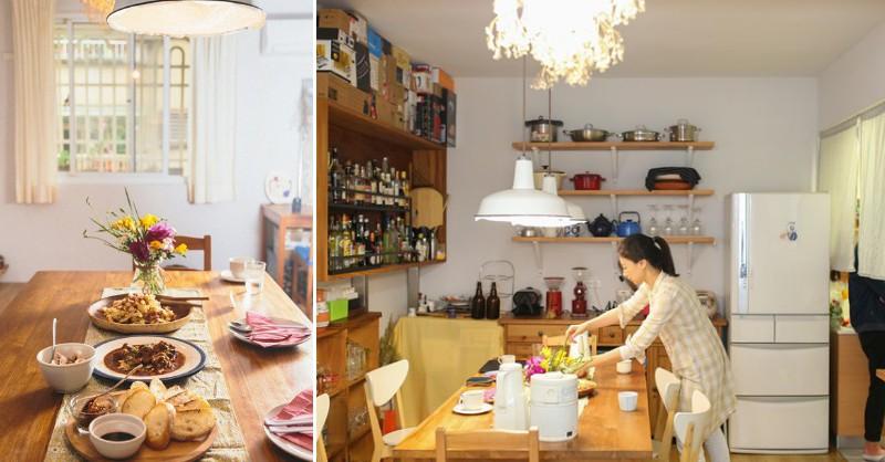 來我家吃飯! 設計師夫妻的餐桌日常-公寓長桌The Cozy Table - LaVie 設計改變世界