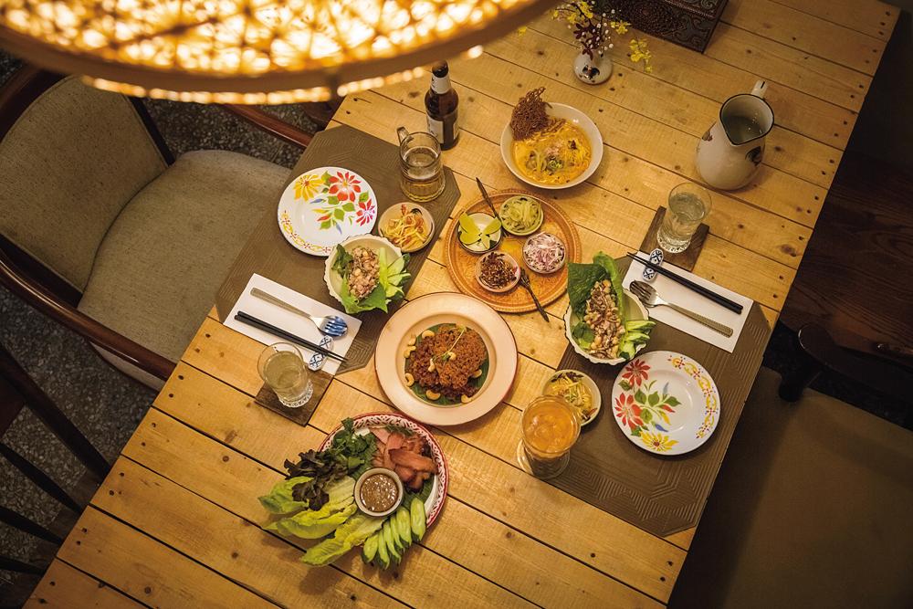 延續媽媽美好家鄉味!台北遼寧街泰菜私廚「Mama thai 11」品嚐有故事的道地泰式料理