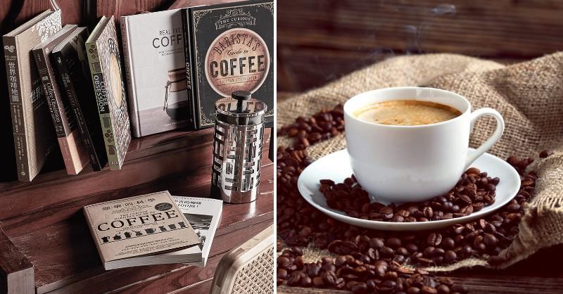 沒讀過別說你懂咖啡!咖啡界的7本必讀聖經! - La Vie行動家 設計改變世界