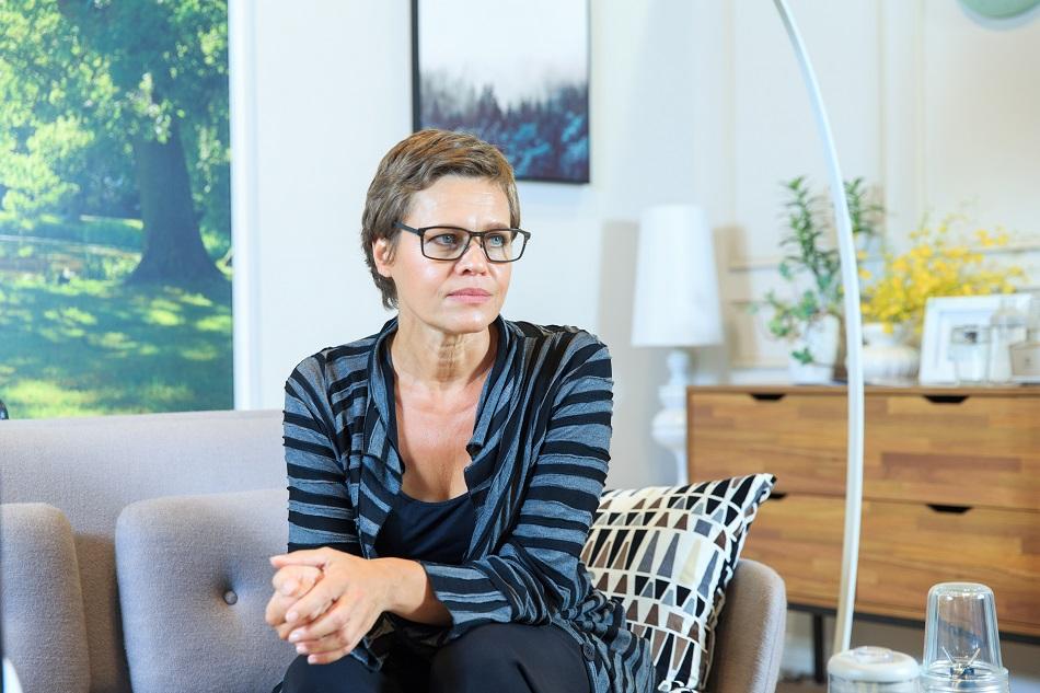 「以人為本」是家電設計的起點,專訪瑞典精品家電品牌伊萊克斯設計長Pernilla Johansson
