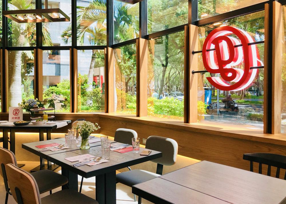 在台北仁愛圓環遇見地中海料理!「gonna共樂遊」打造快速慢食、通透地中海美食空間