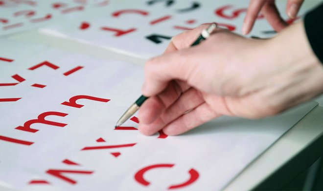 讓你考試、讀書都100分的字型?澳洲墨爾本皇家理工大學打造「Sans Forgetica」字體稱能提升記憶力 - La Vie行動家 設計改變世界