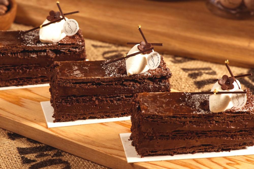 台北哪裡找好吃巧克力千層派、泡芙?盤點七家巧克力甜點 編輯試吃「甜蜜」真心話
